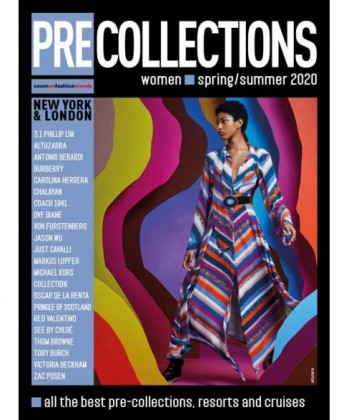 PreCollections New York & London Magazine Subscription
