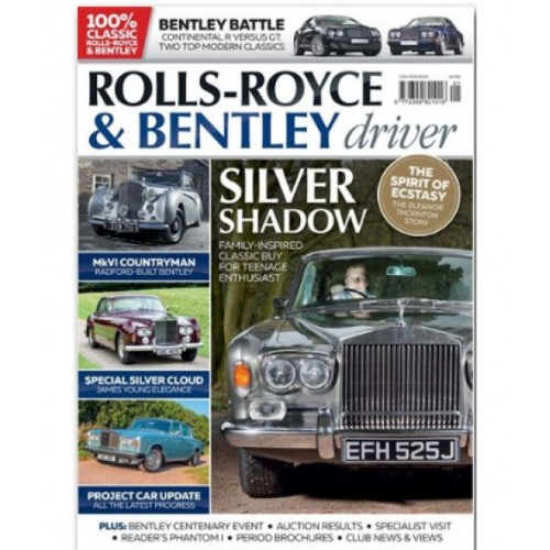 Rolls-Royce & Bentley Driver (UK) Magazine Subscription