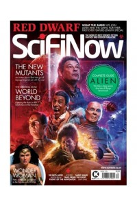 SciFiNow - UK Magazine