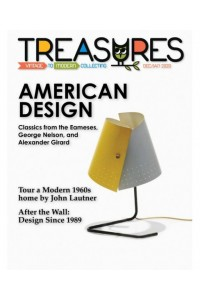 TREASURES: Vintage To Modern Collecting Magazine
