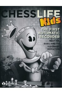 Chess Life Kids Magazine