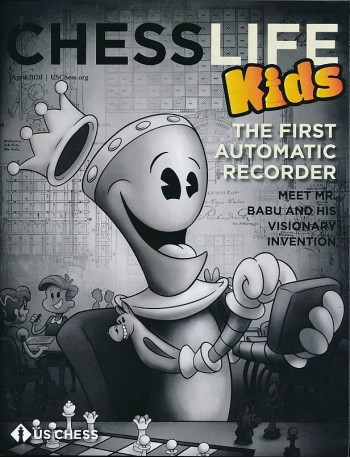 Chess Life Kids Magazine Subscription