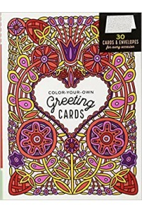 Color-your-own-greeting-cards Magazine
