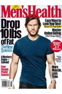 Men's Fitness (Men's Health) Magazine