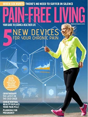 Pain-Free Living Magazine Subscription