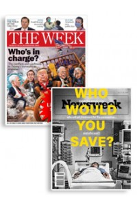 The Week & Newsweek Bundle Magazine