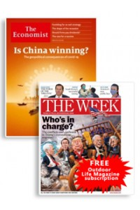 The Economist And The Week Bundle Magazine