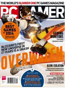 PC Gamer (No CD) Magazine