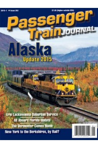 Passenger Train Journal Magazine