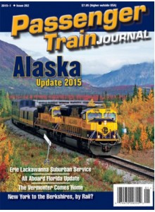 Passenger Train Journal Magazine Subscription