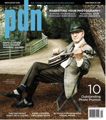 Photo District News (PDN) Magazine Subscription