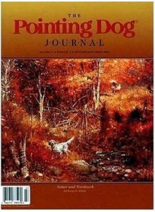 Pointing Dog Journal Magazine