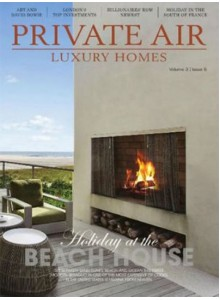 Private Air Luxury Homes Magazine Subscription