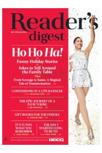 Readers Digest - Large Print Magazine