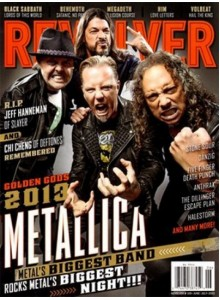 Revolver Magazine Subscription
