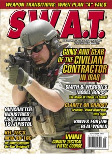 S.W.A.T.   (SWAT) Magazine Subscription