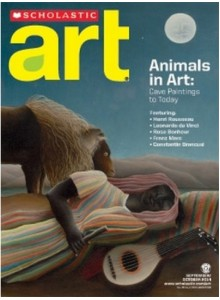 Scholastic Art Magazine Subscription