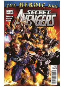 Secret Avengers Magazine Subscription