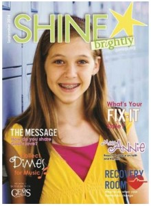 Shine Brightly Magazine