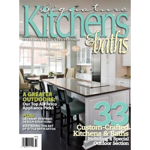 Signature Kitchen and Baths Magazine Subscription | Magsstore