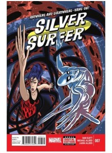 Silver Surfer Magazine Subscription