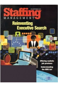 Staffing Management Magazine
