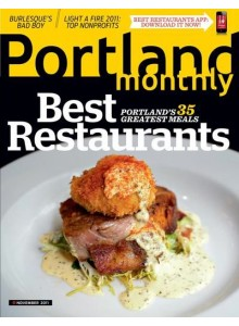 Portland Monthly Magazine
