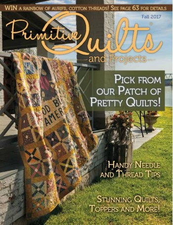 Primitive Quilts And Projects Magazine Subscription