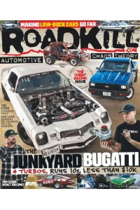 Roadkill Magazine