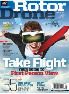 Rotor Drone Magazine Subscription