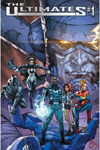 The Ultimates Magazine