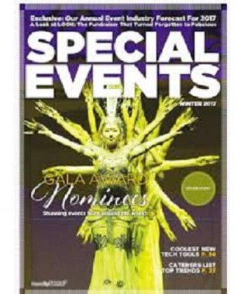 Special Events Magazine Subscription