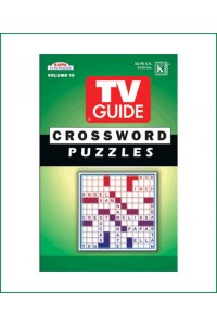 TV Guide Crosswords Magazine