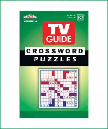TV Guide Crosswords Magazine Subscription