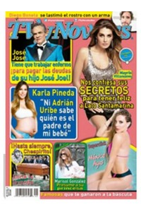 TV Y Novelas  Colombia Magazine