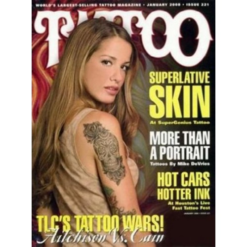 Tattoo Magazine Subscription Discount 45% | Magsstore