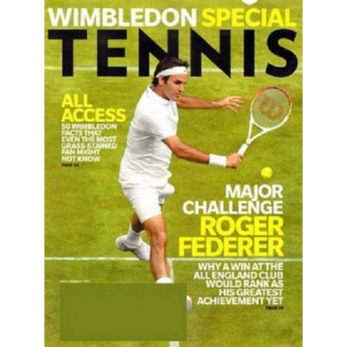 Tennis Magazine Subscription Discount 62%