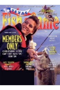 Texas Fish & Game Magazine