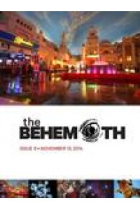 The Behemoth Magazine