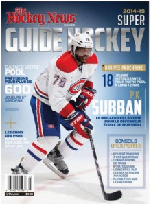 The Hockey News Magazine