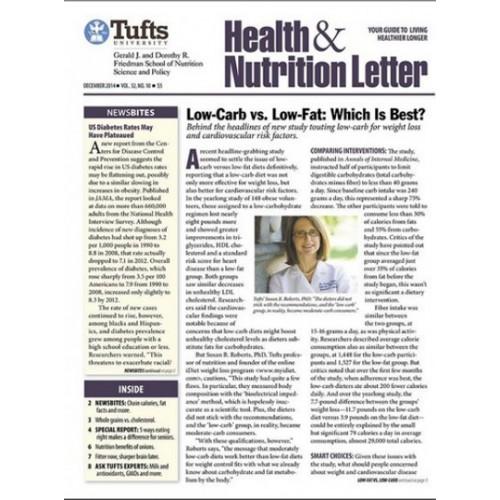 Tufts University Health & Nutrition