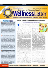 UC Berkeley Wellness Letter Magazine