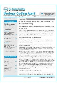 Urology Coding Alert Magazine