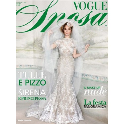 Vogue Sposa Magazine Subscription Discount 15%   Magsstore