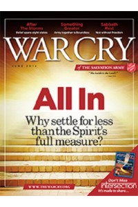 War Cry Magazine