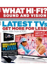 What Hi-Fi Sound And Vision Magazine