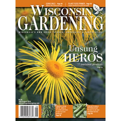 gardening magazines for wisconsin
