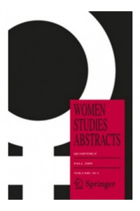 Women Studies Abstracts Magazine