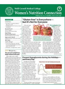 Womens Nutrition Connection Magazine