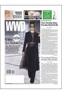 Women's Wear Daily Magazine